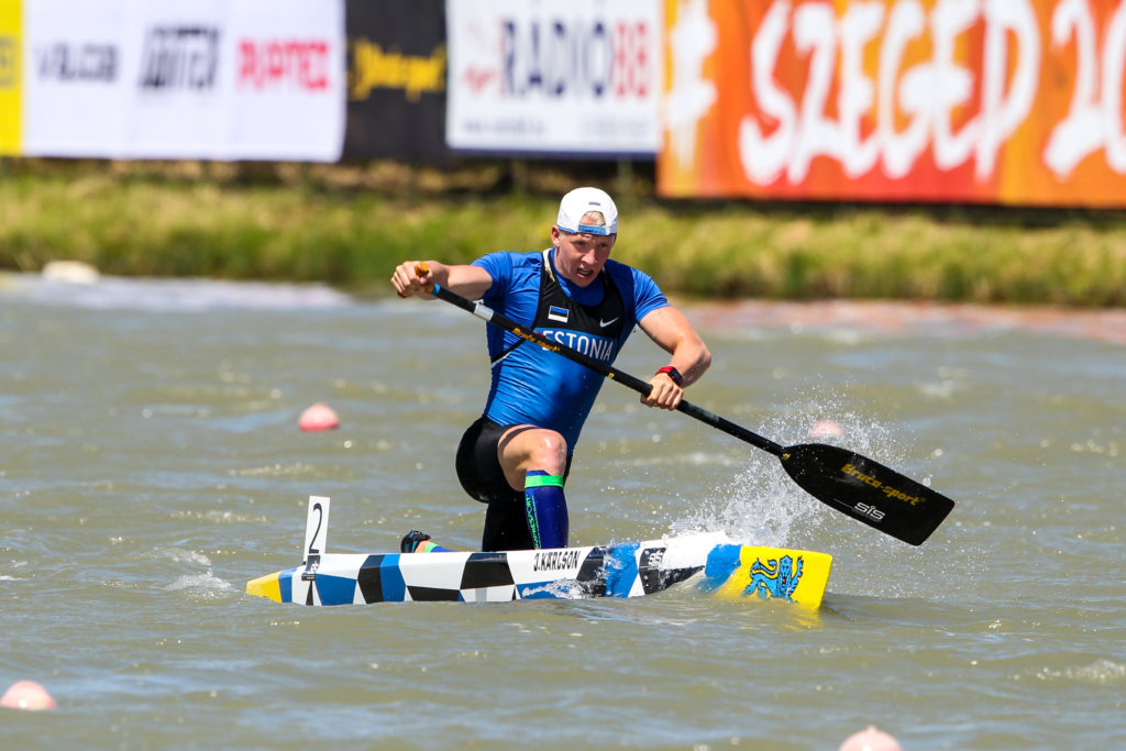 2017. aasta maailmakarika etapil Ungaris Szegedis