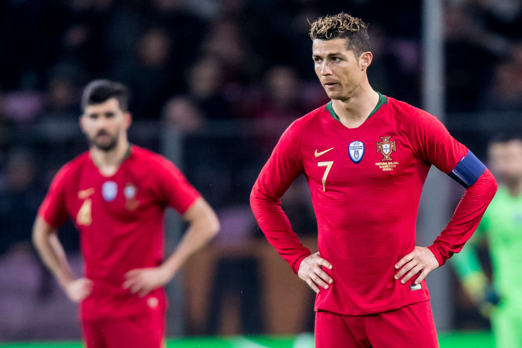 Cristiano Ronaldo Foto Kivni / Shutterstock.com
