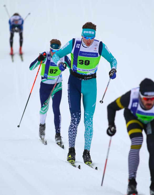 Taavi Kaiv (39) 2018. aasta Tartu Maratonil
