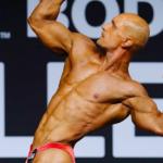Kulturist Ramil Lipp alustas treenerina enne kui ise võistlema hakkas