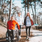 Heategevuslik jooks kogub raha, et inimesed ratastoolist välja aidata