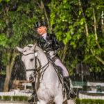 Grete Ayache trotsis Ungari MK-etapil äikest ja vihma
