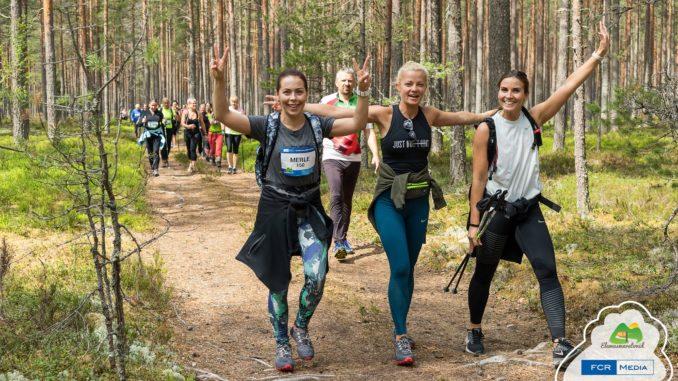 11. Lahemaa kepikõnni- ja käimismaraton / foto: Ardo Säks
