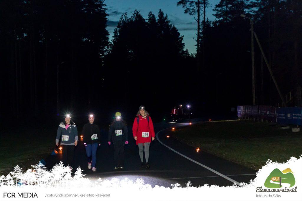 1. Alutaguse kepikõnni- ja käimismaraton / foto: Ardo Säks