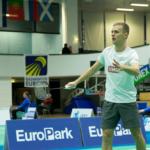 Eesti sulgpalluritele tõi Euroopa Mängude loos põnevad vastasseisud