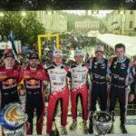 Ott Tänak on kolmekordne, Martin Järveoja kahekordne Rally Estonia võitja