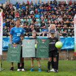 Rimi stipendiumi võitsid Laagri, Antsla ja Tallinna jalgpallilapsed