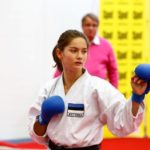 Karateka Li Lirisman: kõik saavutused on tulnud tänu kõvale tööle