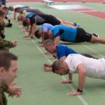 Kaitsevägi ja EOK tähistasid spordinädalat NATO testiga. Vaata järele, kes saavutasid maksimumpunktid?