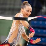 Viktoria Bogdanova: kogenud võimleja oskab platsil nautida iga sekundit