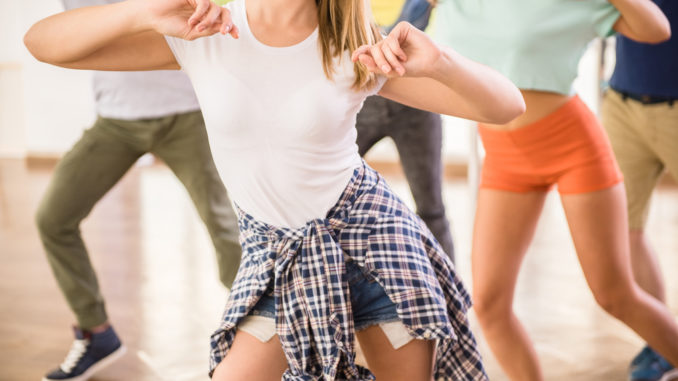 Tantsutrennid