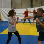 Seenioride tai poksi treener: teeme samu asju, mida teisteski gruppides, ainult väiksema intensiivsusega