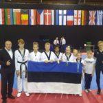 Spordiklubi Idablokk sportlased tegid olümpiaalal Taekwondo taaskord ajalugu!