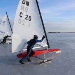 Jääpurjetaja Rasmus Maalinn: enim meeldib mulle kiirus ning sellega kaasnev adrenaliin