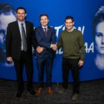 Võrkpalli Eesti rahvuskoondiste uued peatreenerid on Lorenzo Micelli ja Cédric Énard