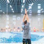 5 nippi, mis aitavad lapsel vees ennast enesekindlamalt tunda