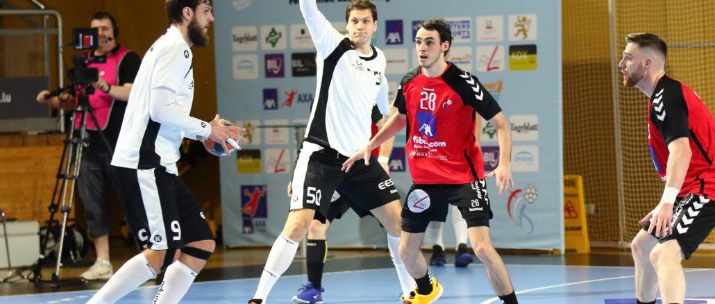 Mait Patrail (palliga) juhtis Eesti mängu nii täpsete söötude kui vajalike väravatega. (Foto: Helin Potter)