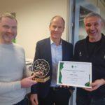 Mille eest pälvis Erki Nool Leedu Olümpiakomitee ausa mängu auhinna?