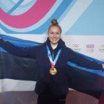 Eesti noored tulid Lausanne'i noorte taliolümpialt tagasi nelja medaliga