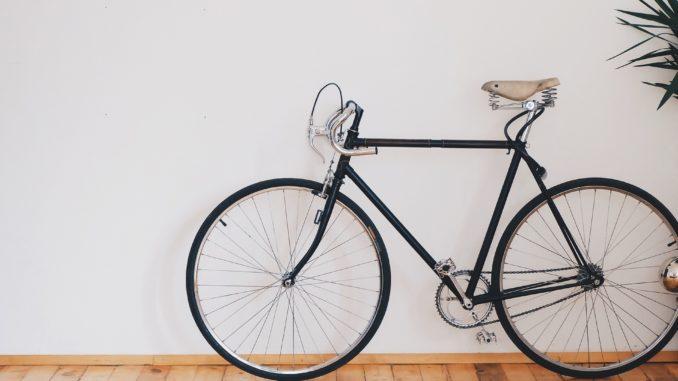 Jalgratas toas