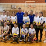 EVFi ja Iisaku Gümnaasiumi koostöös avatakse tüdrukute võrkpalliklass