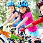Kas sinu laps teab, kuidas rattaga ohutult liigelda?
