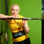 Jõutõstja Helena Veelmaa:Vanglateenistus toetab spordi tegemist