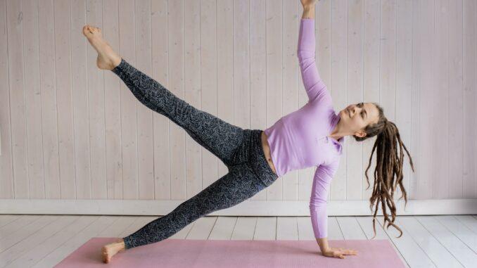 Keharaskusega harjutus