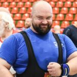 Jõutõstja Gert Koovit peab värsket Eesti meistrivõistluste pronksi edusammuks