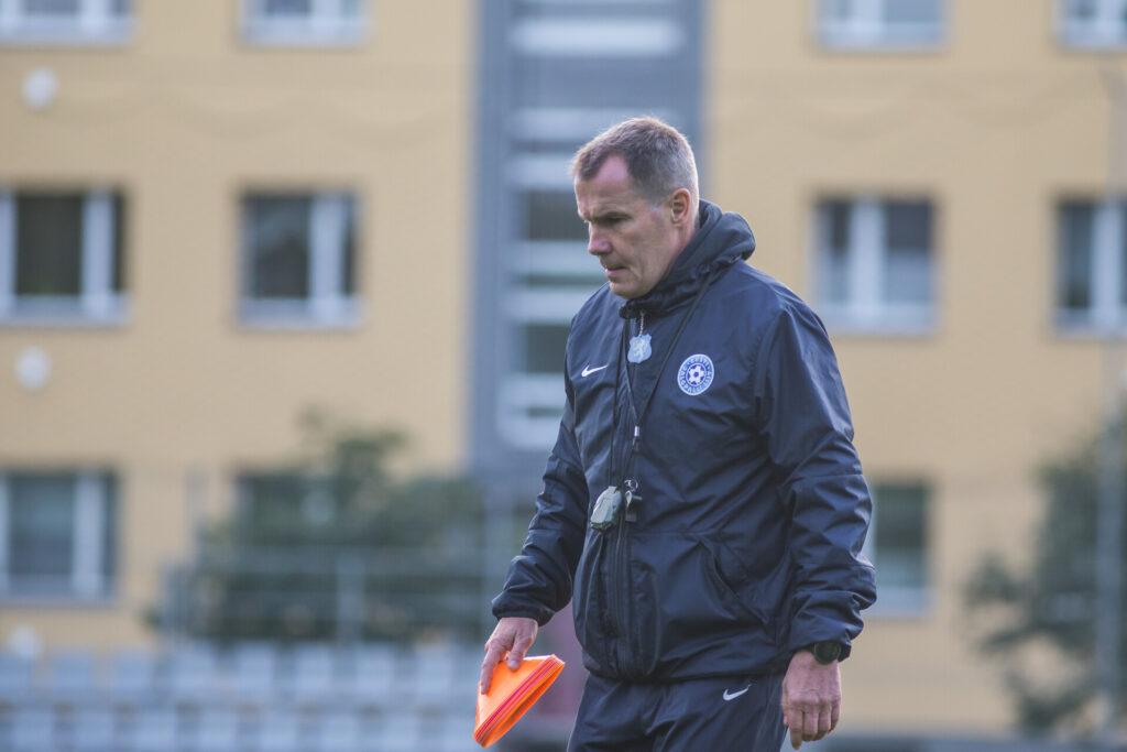 Peatreener Jarmo Matikainen