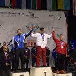 Eesti meistrivõistlused jõutõstmises võitsid Helena Veelmaa ja Siim Salin