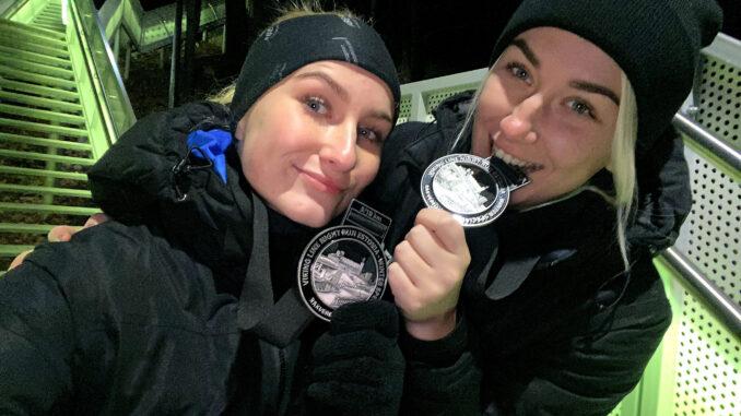 Eesti Ööjooks - Talve eri medalid 2020