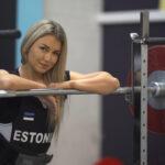 Liisa Peri püstitab jõutõstmises rekordeid: olen väike, aga hingelt suur