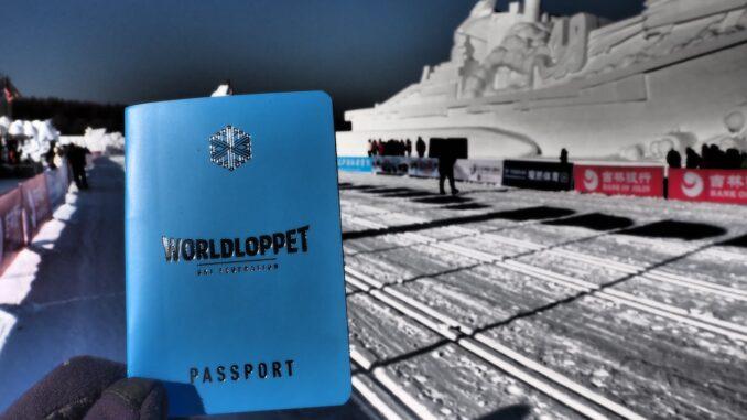 Worldloppeti pass