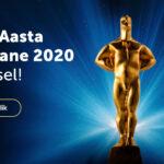 """Algas """"Aasta sportlane 2020"""" rahvahääletus"""