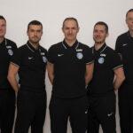Eesti meeste jalgpallikoondise eesotsas alustasid uued treenerid