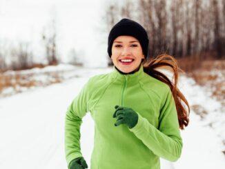 Talvine jooksuriietus