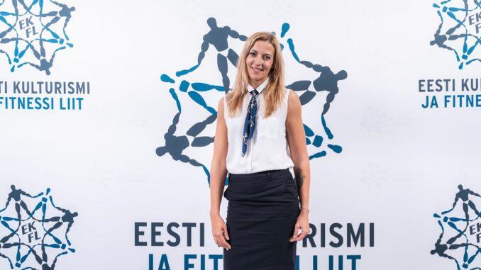 Janika Koch-Mäe (Foto Artjom Fraiman)
