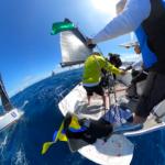 Jaht Sugar 3 purjetas ORC Euroopa meistrivõistlustel hõbedale