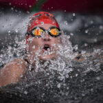 Üle Bosporuse väina ujunud Jelena Bondarchuk: sain unustamatud emotsioonid